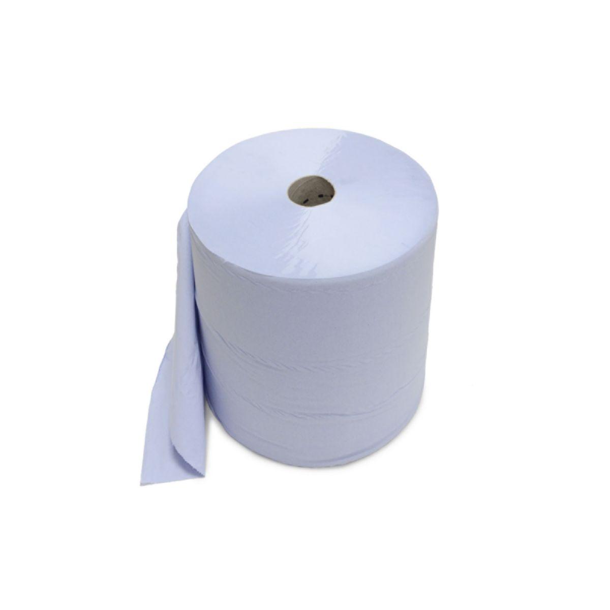 Blue Wipe Paper